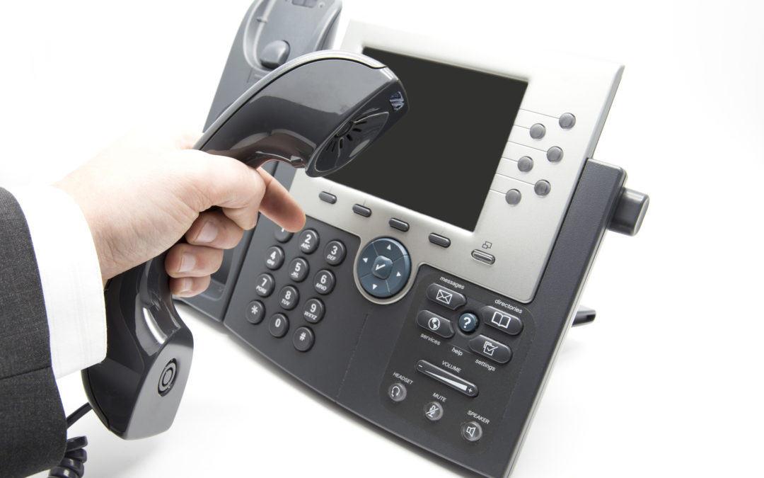 Give Productivity a Call with a VoIP Phone System